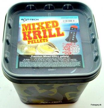 Bait-Tech Mixed Krill Pellets 2,5kg