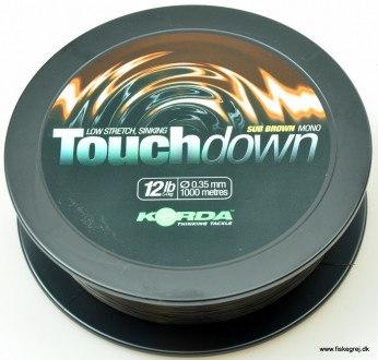 Korda Touchdown 1000m 0,35mm Brun
