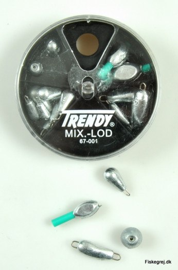 Trendy Lodsortiment Mixed