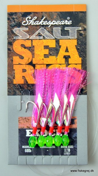 Shakespeare Exocet Lure 1278737