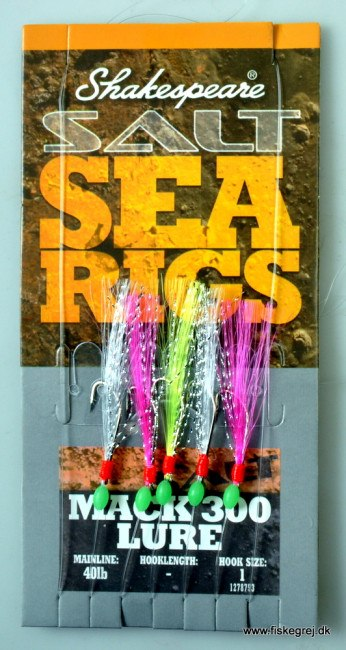 Shakespeare Mack 300 Lure 1278753