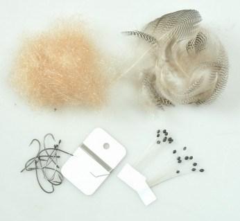 Materialesæt til STF-Rejeflue