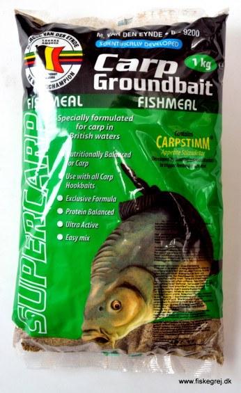 M.V.D. Eynde Supercarp Fishmeal