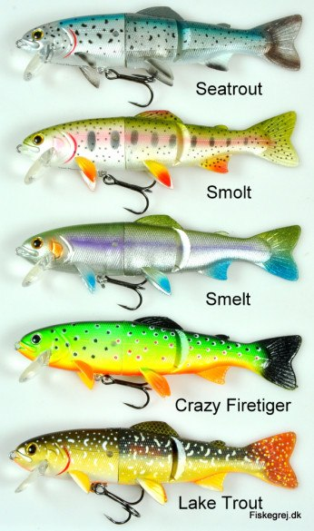 Westin Tommy The Trout Hybrid 150mm