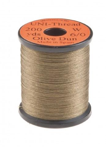 Uni-Thread 6/0W 200yards