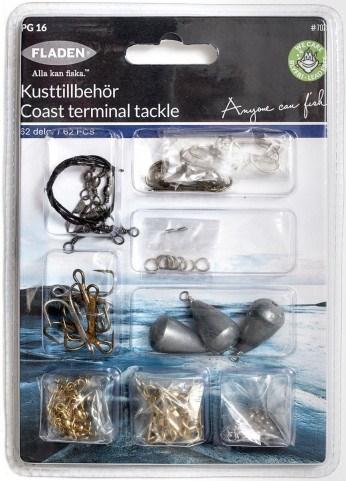 Fladen Kyst/Sø Tilbehørs Kit