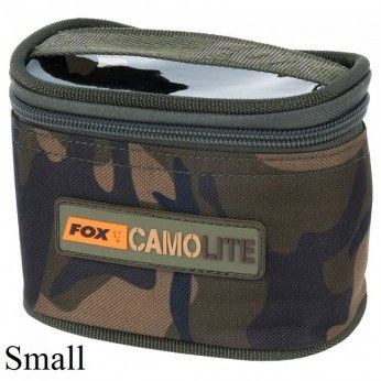 Fox Camo Lite Accessory Bag Small