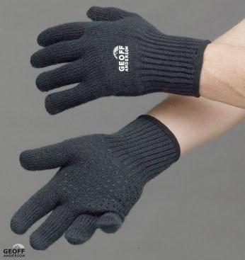 Geoff Anderson Technical Merino Handske