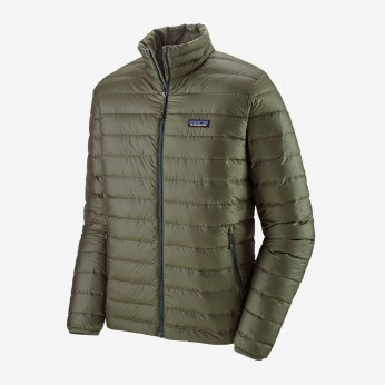 Patagonia Down Sweater Industrial Green