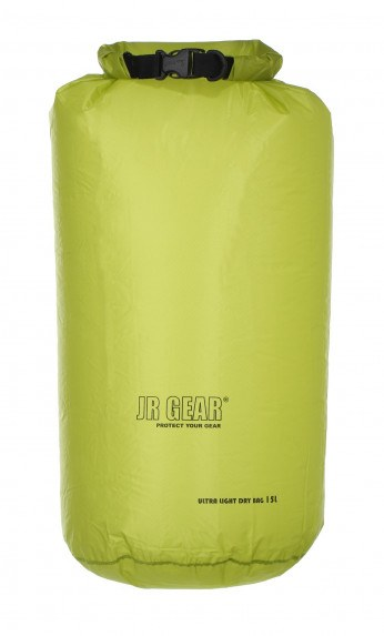 JR Gear UL Dry Bag 15 ltr. Lime