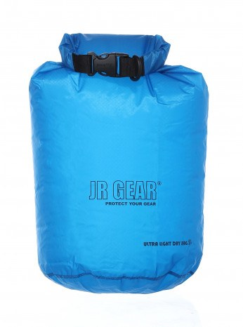 JR Gear UL Dry Bag 5 ltr. Blå
