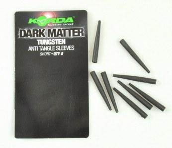 Korda Dark Matter Tungsten Anti Tangle Sleeves