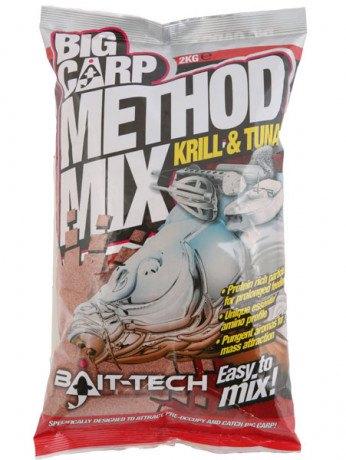 Bait-Tech Krill & Tuna Method Mix