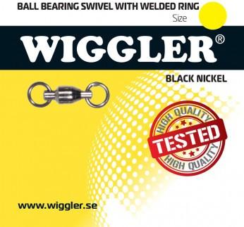 Wiggler Kugleleje Svirvel