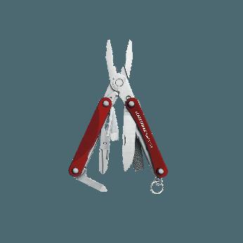 Leatherman Squirt PS4 Rød