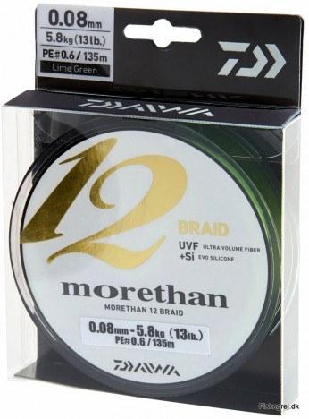 Daiwa Morethan 12 Braid