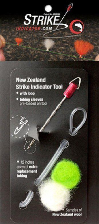 New Zealand Strike Indicator