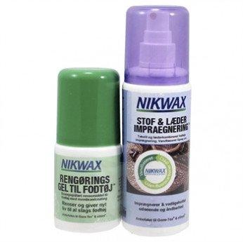 Nikwax Footwear Cleaning Gel/Fabric Leather