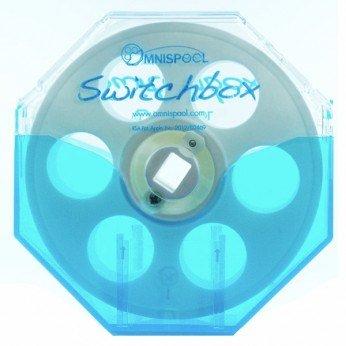 Omnispool Switchbox Blå
