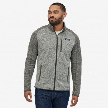 Patagonia Better Sweater Nickel Forge Grey