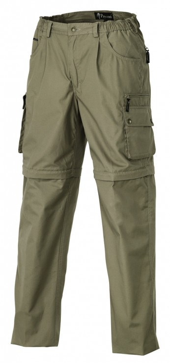 Pinewood Wildmark Zip-Off Buks L. Khaki