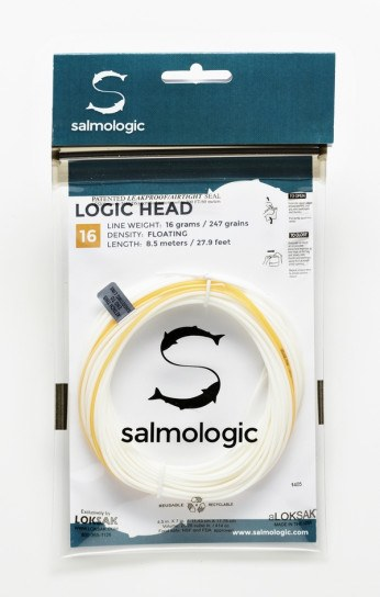 Salmologic Skydehoved 16g