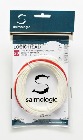 Salmologic Skydehoved 28g