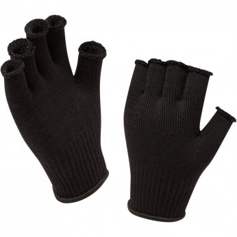 Sealskinz Fingerless Merino handske