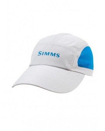 Simms Microfiber Longbill Cap Grey