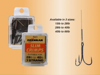 Drennan Slim Crimps