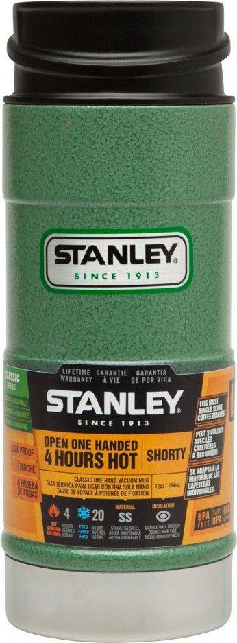 Stanley Classic 1hand Mug 0,35L Grøn