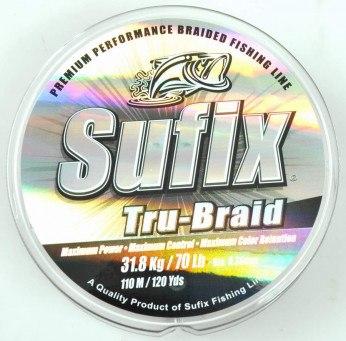 Sufix Tru-Braid 110m