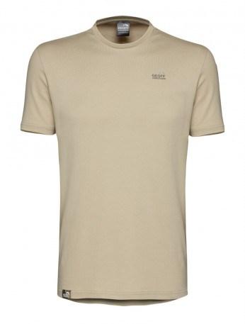 Geoff Anderson T-Shirt Logo Safari