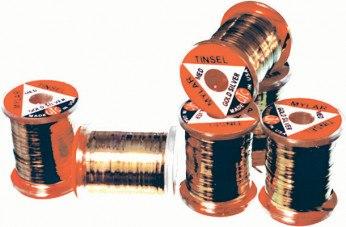 UTC Dual Mylar Tinsel Gold/Silver