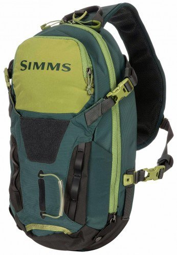 Simms Freestone Ambidextrous Tactical Sling Shadow Green