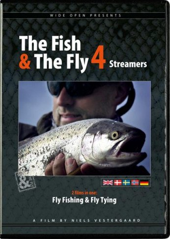 The Fish & The Fly 4 Streamers