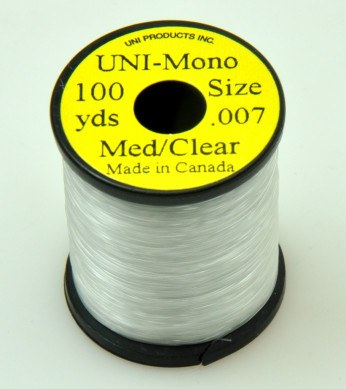 Uni-Mono Clear Medium 100yards