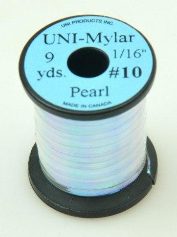Uni-Mylar Flat Tinsel #10