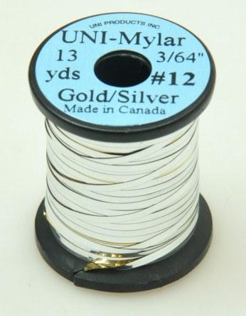 Uni-Mylar Flat Tinsel #12