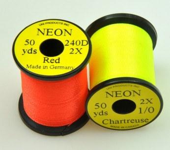 Uni Neon Thread 1/0 50yards