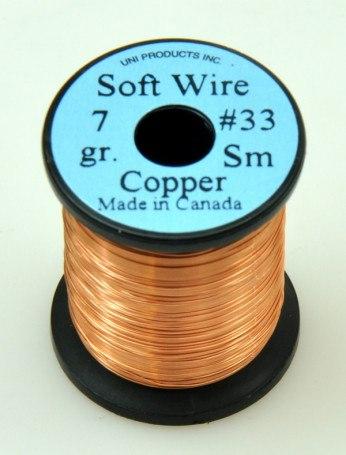 Uni Soft Wire Copper