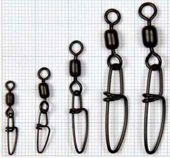 Berkley Cross-Lok Snap Swivels