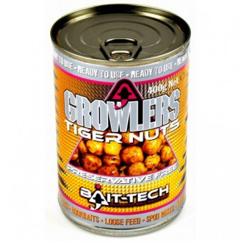 Bait-Tech Growlers Tigernuts 400gr