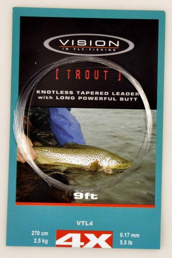 Vision Trout forfang