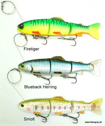 Westin Tommy the Trout (HL) Inline 20cm