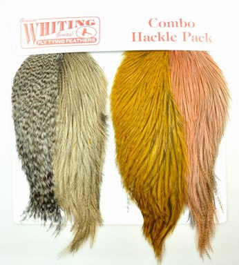 Whiting CDL Versa Pack 4stk. 1/2 Capes