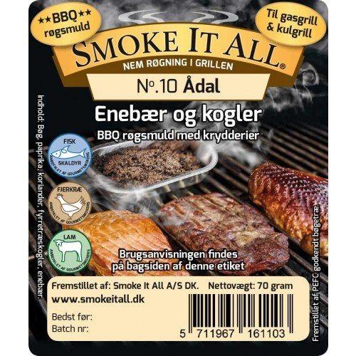 Image of   Smoke It All No. 10 Ådal