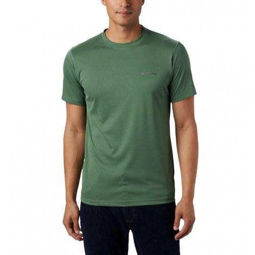 Columbia Zero Rules™ T-Shirt Thyme Green thumbnail