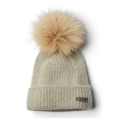 Image of   Columbia Winter Blur Pom Beanie Lys
