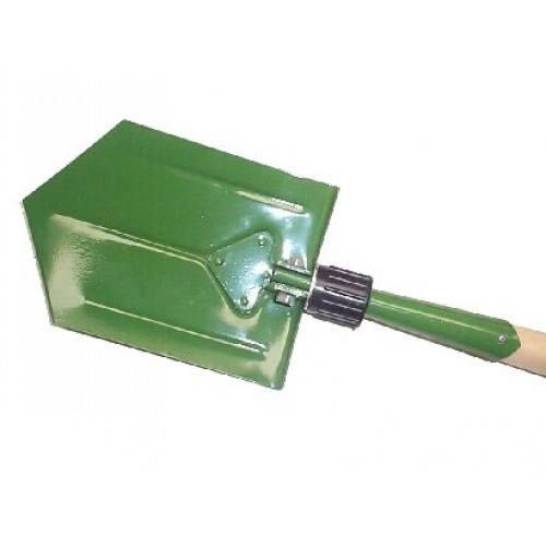 Image of   Lejrspade Foldbar